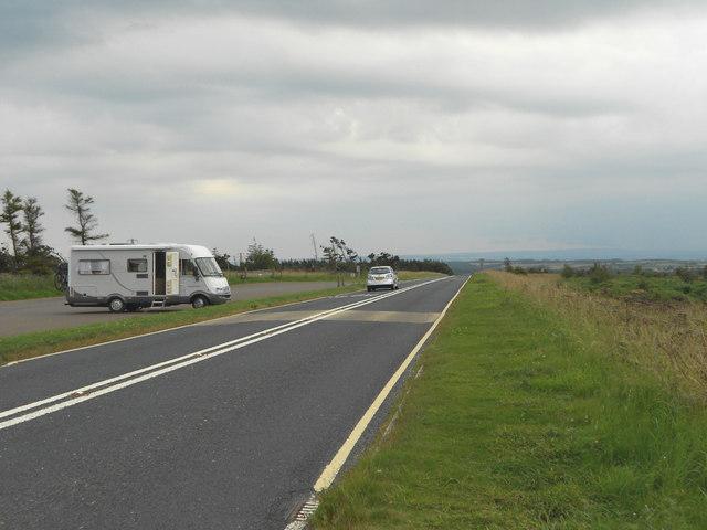 A169 towards Pickering