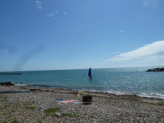 Along the coast from Atherington to Elmer (19)