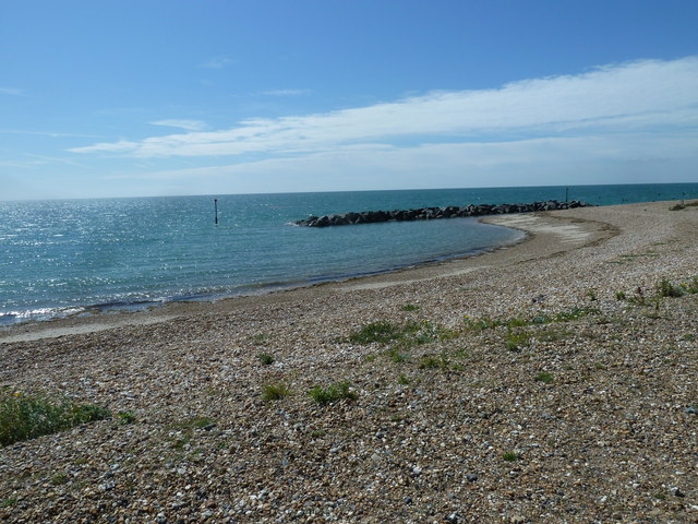 Along the coast from Atherington to Elmer (21)