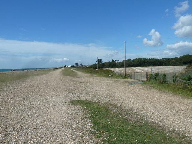 Along the coast from Atherington to Elmer (22)