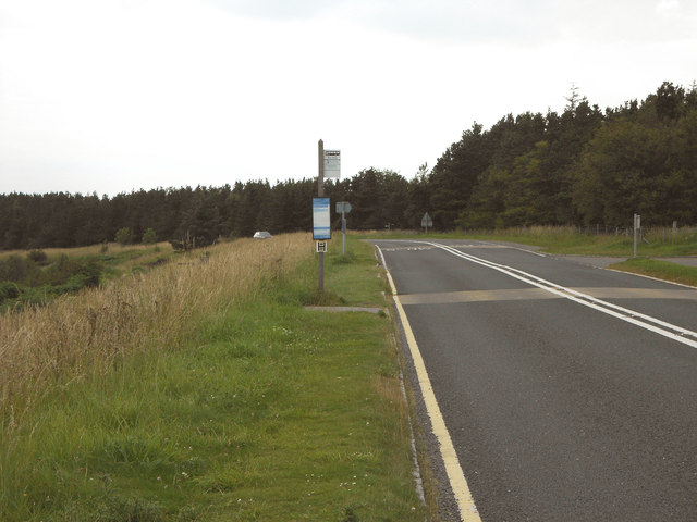 A169 towards Whitby