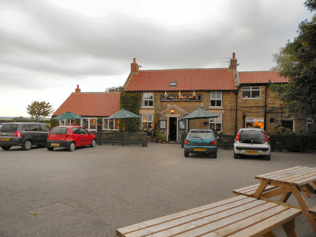 The Fox and Rabbit Inn