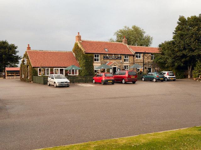 Fox and Rabbit Inn, Lockton