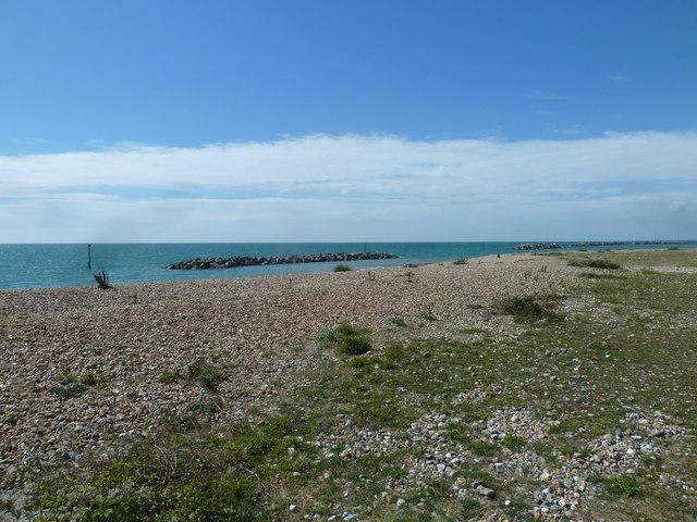 Along the coast from Atherington to Elmer (24)