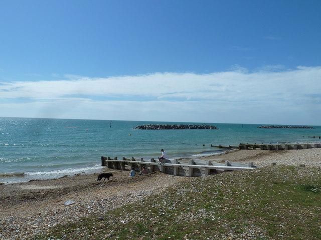 Along the coast from Atherington to Elmer (27)