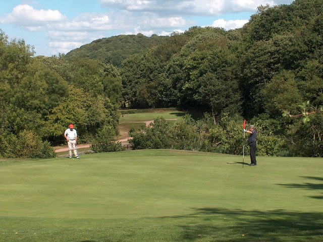 Summer Golfers - Beauchief Golf Course, Sheffield