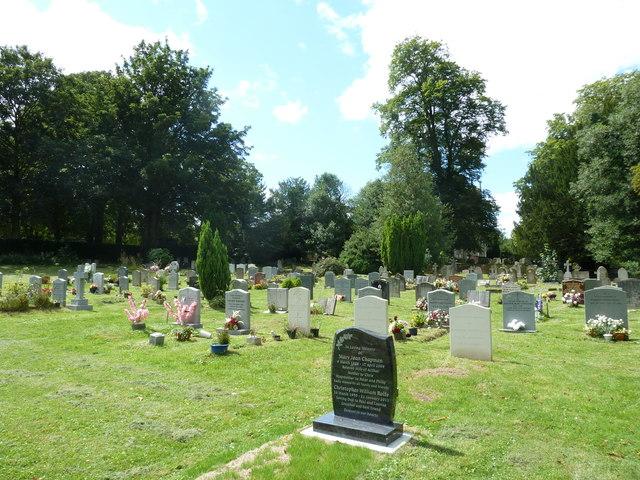 Abbotts Ann - St Mary: churchyard (2)