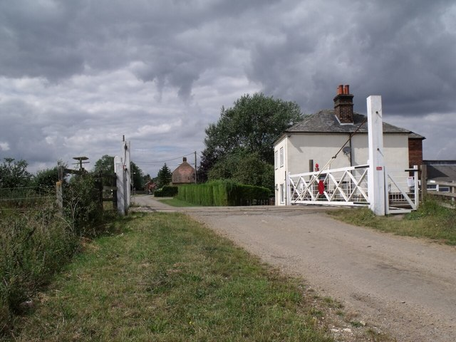 Rowston Level Crossing