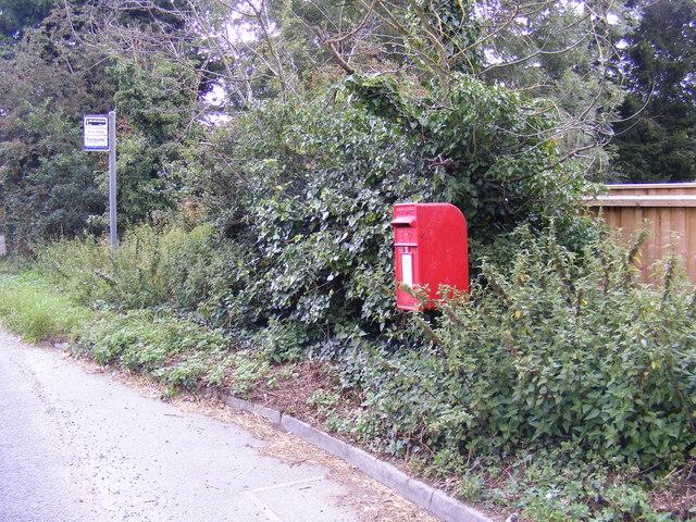 Potash Corner Postbox