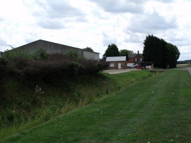 Rowston Field Farm