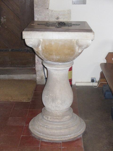 Bishop's Sutton Font