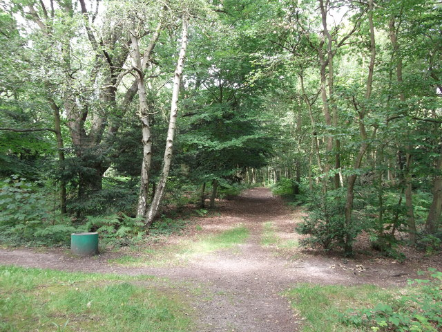 Footpath to Chislehurst