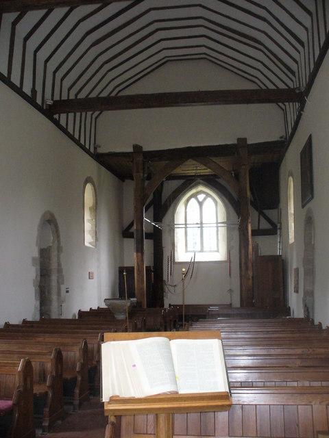 Bishop's Sutton Church