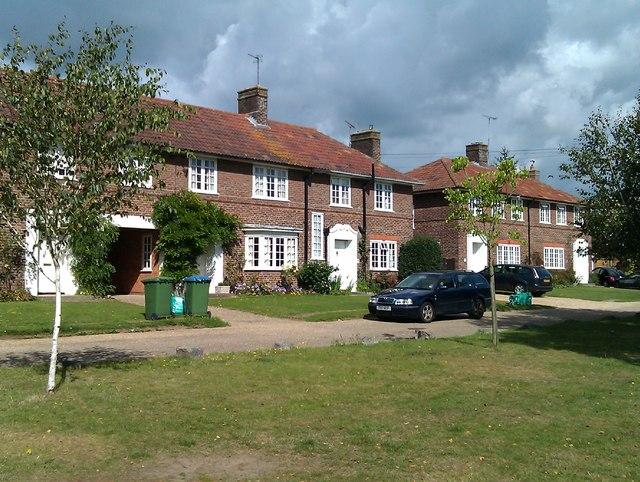 Herbert Collins houses in Bassett Green