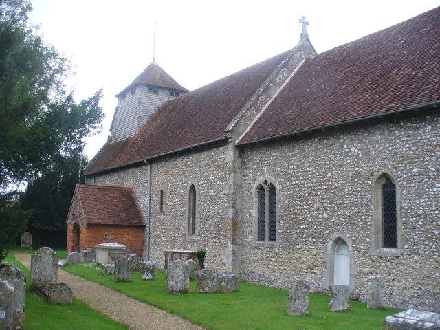 St Nicholas Church, Bishop's Sutton
