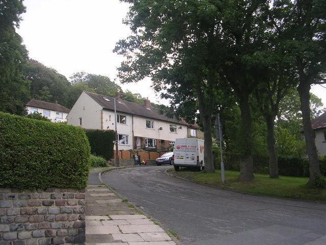 Hillside Road - Greenfield Avenue