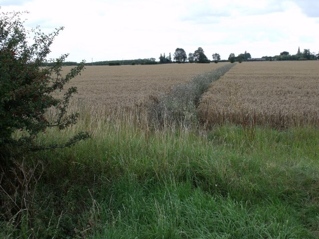 Footpath to Anwick