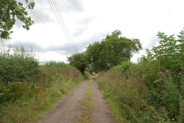 Looking back to Broadheath
