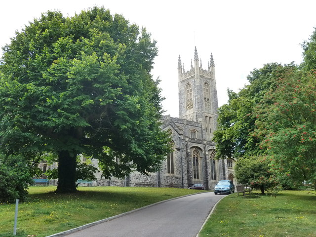 Holy Trinity Church, Exmouth