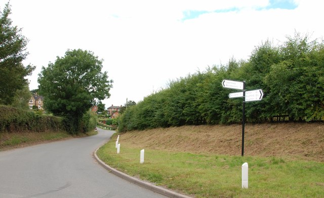 Crossroads, Ellenhall