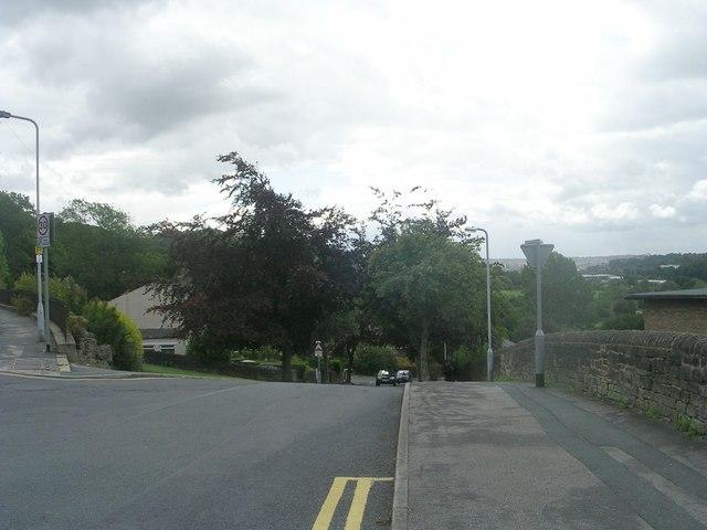 Poplar Road - Crag Road