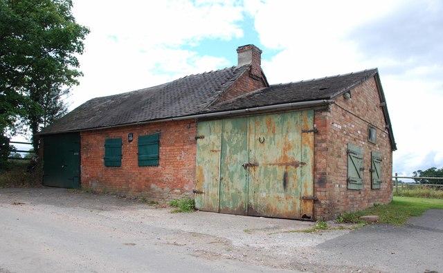 Old Building, Ellenhall