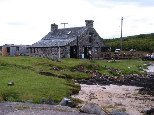 The Boathouse, Gigha