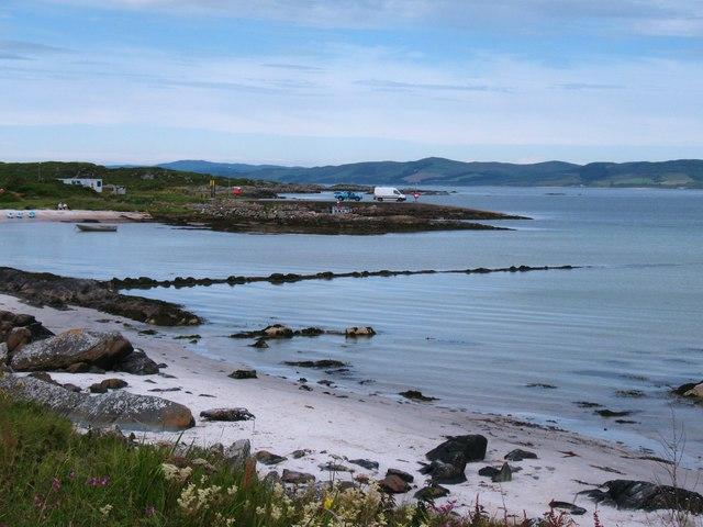 Ardminish Bay