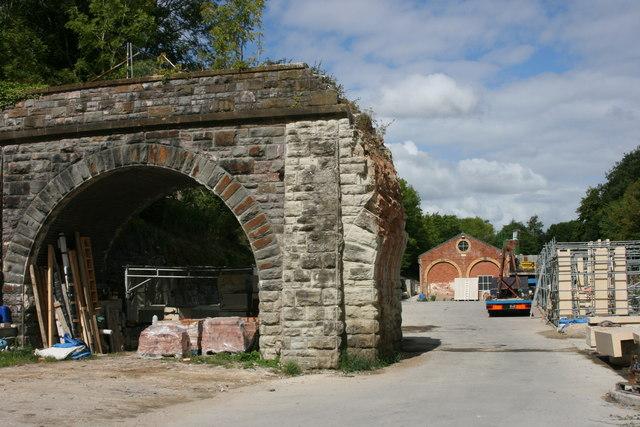 Hatch Station Road Bridge