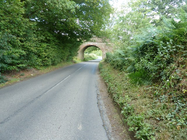 Wildboar Bridge on the Bluebell Line