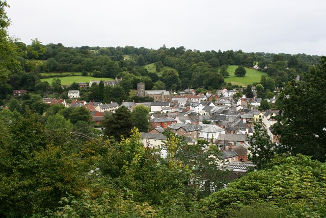 Dulverton From The Cottage