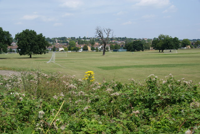 Prince George's Playing Field