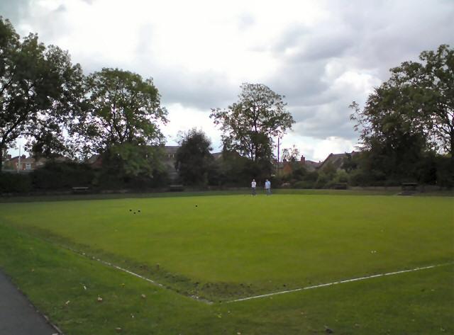 Victoria Park Bowling Green