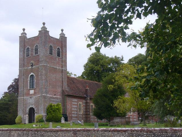 Old Alresford Church