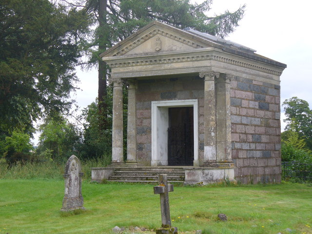 Mausoleum, Old Alresford
