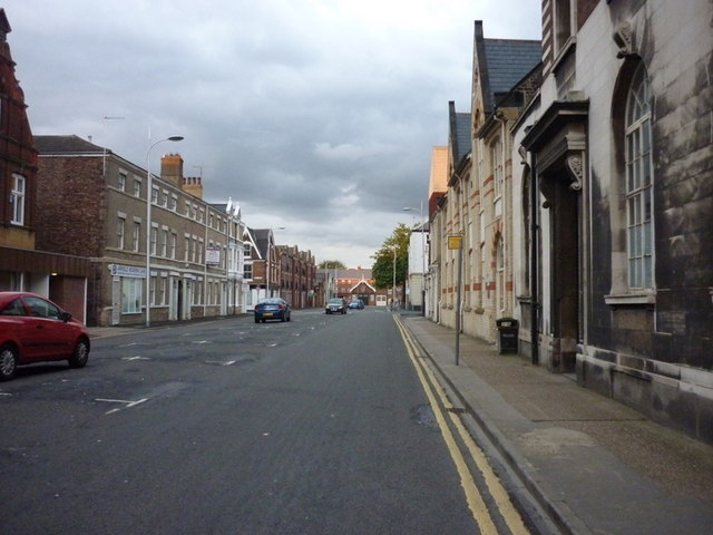 Baker Street, Kingston upon Hull