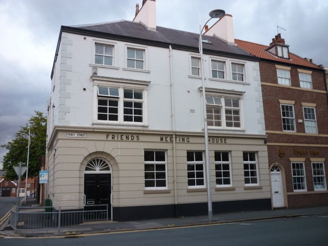 Friends Meeting House, Percy Street, Hull
