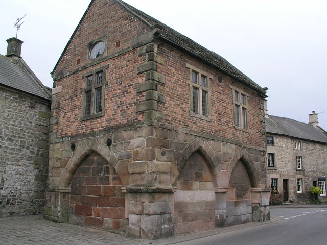 Winster, Market House