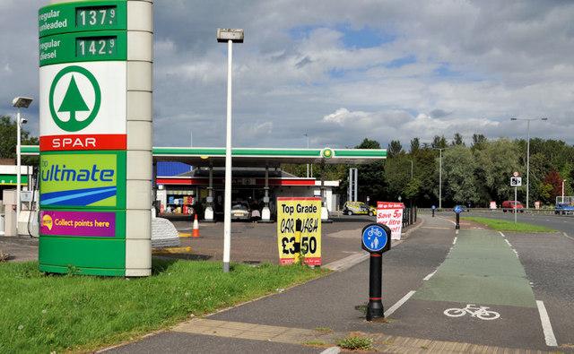 Drive Through Car Wash Belfast