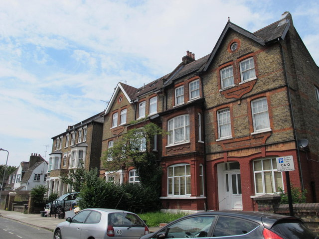 St. Cuthbert's Road, NW2