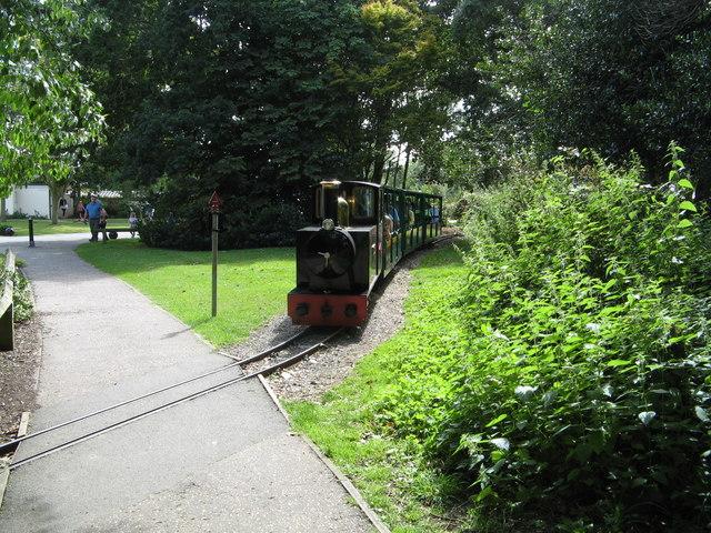 Hotham Park Train