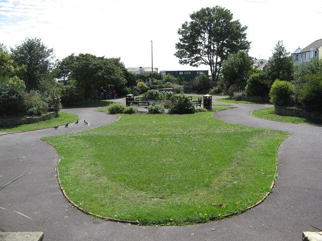 Hothampton Sunken Gardens