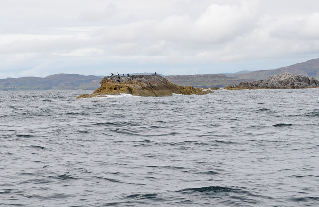 Unnamed island near Erisgeir