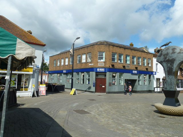 August 2011 in Crawley's historic High Street (e)