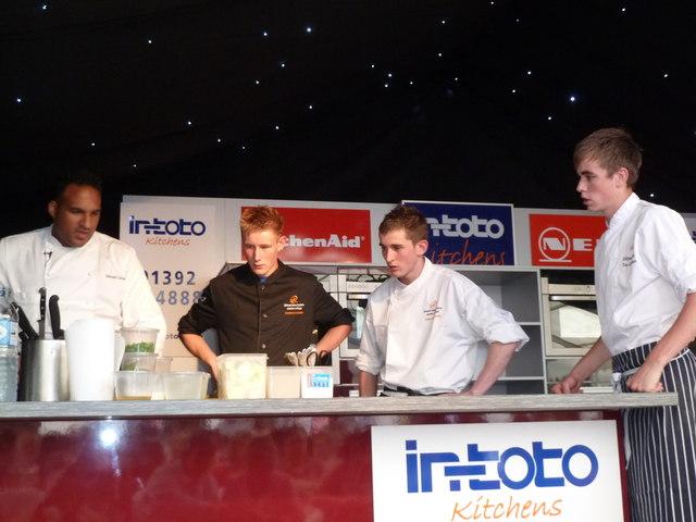 Taste Princesshay event, Exeter