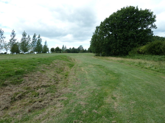 Fairway at Lindfield golf course