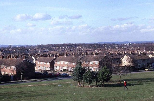 Looking towards Salisbury Road (2)