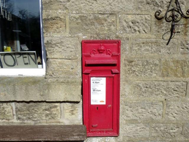 Postbox, Lofthouse