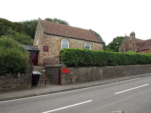 Methodist church hall, Sandford