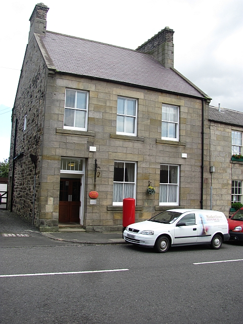 Post Office, Belford